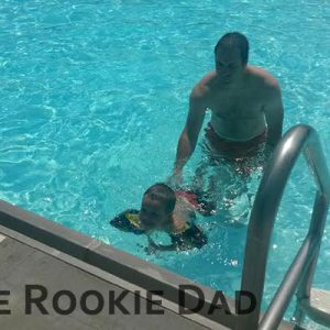 Being A Dad - The Rookie Dad
