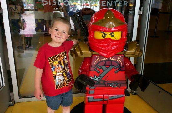 Legoland Discovery Center - The Rookie Dad
