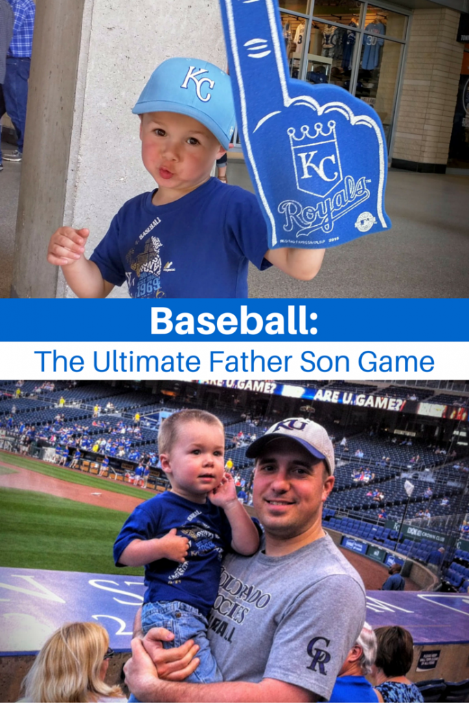 Baseball - The Rookie Dad