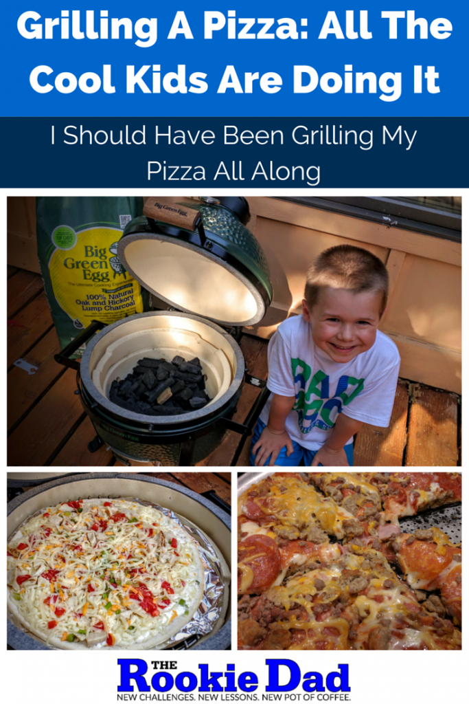 Grilling A Pizza- All The Cool Kids Are Doing It Pinterest