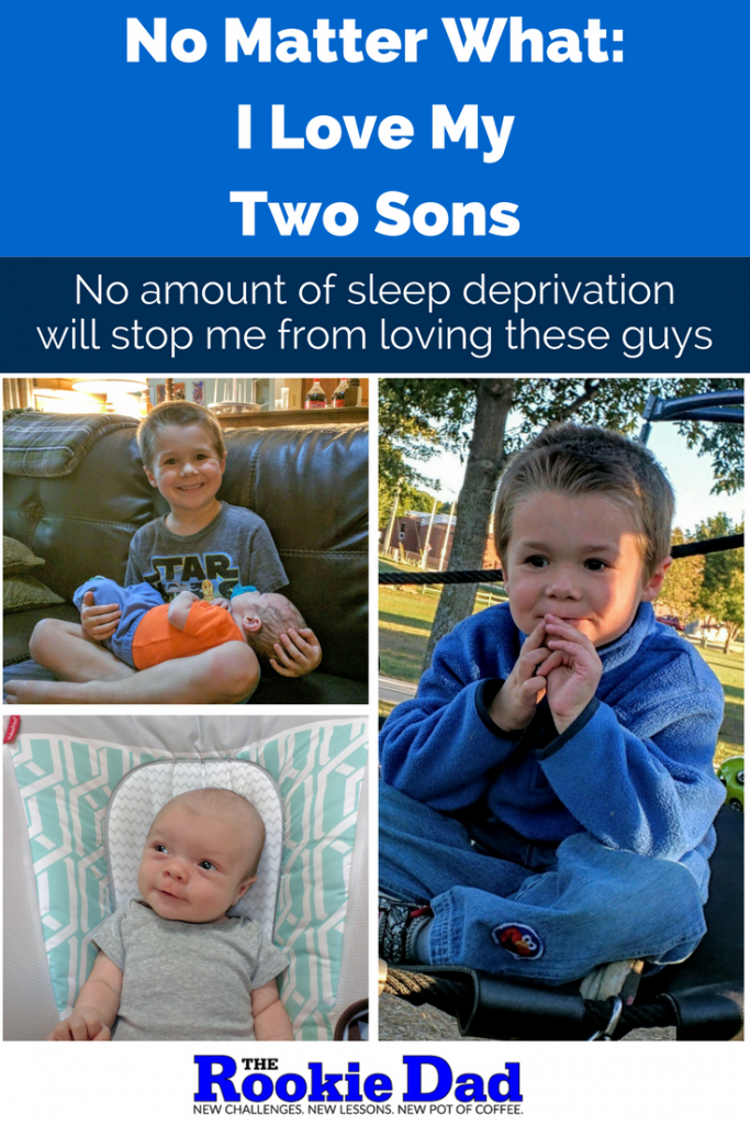 No Matter What: I Will Love My Sons