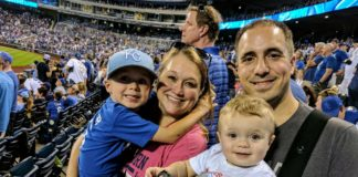 Kansas City Royals Family
