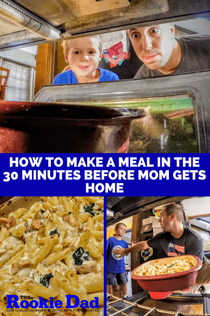 How To Make A Meal in 30 Minutes