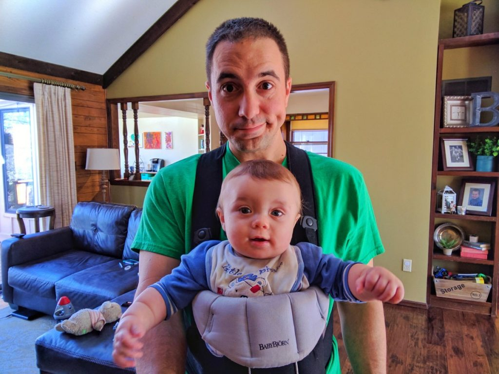 The Struggle of Being A Laid-Off Stay-At-Home-Dad