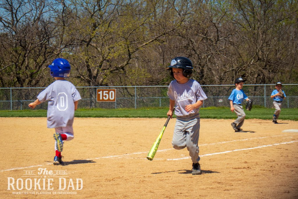 Baseball and Parenting