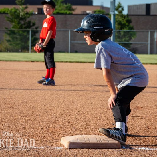Little-League-Runner-on-First