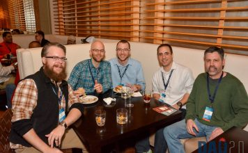 Group of Dads at Dad 2.0 Summit