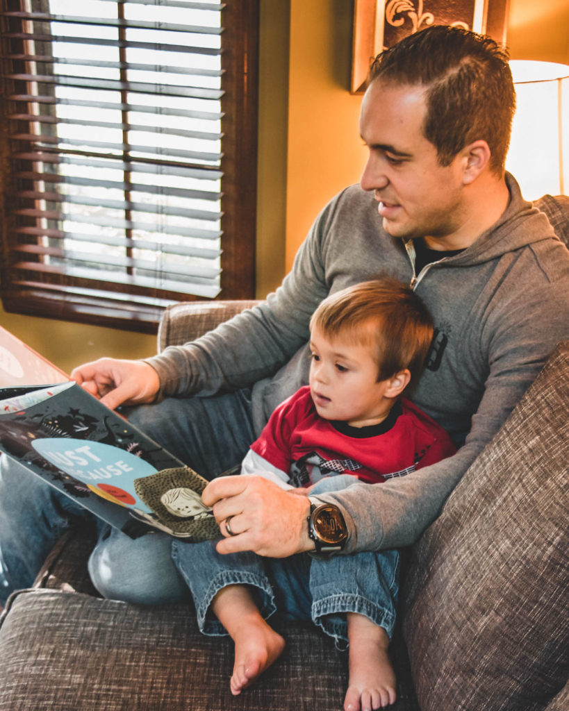 Read With Dad