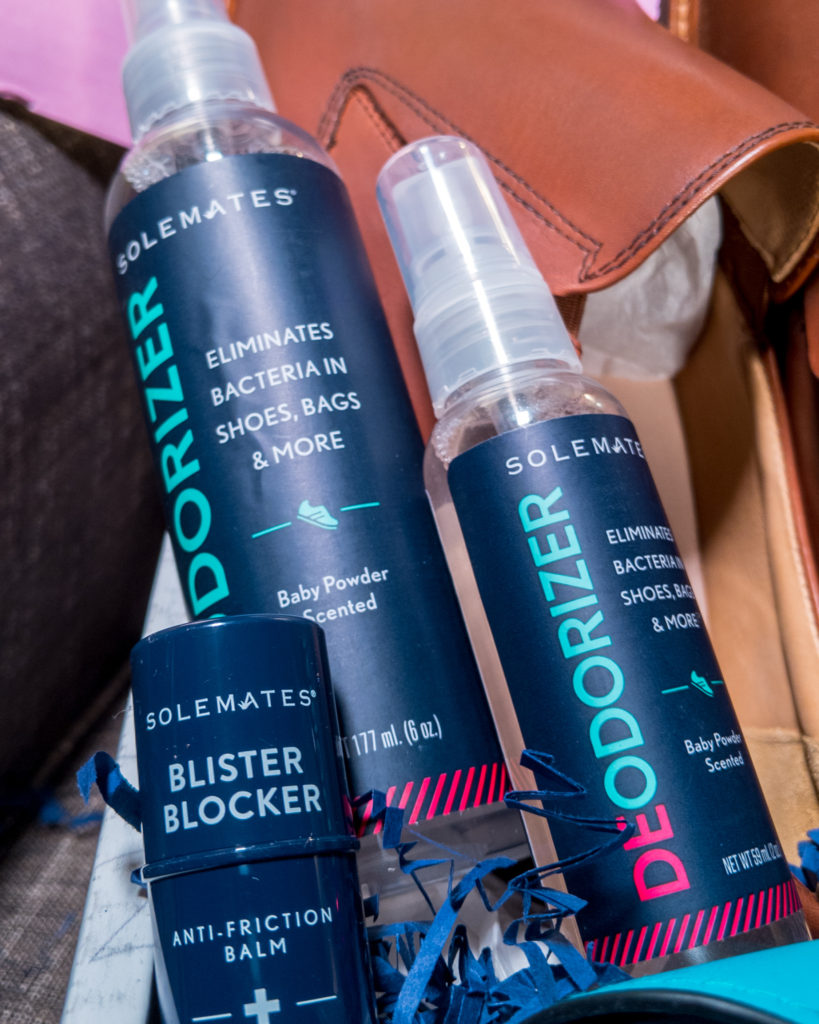 Solemasters Blister Blocker and Deodorizer