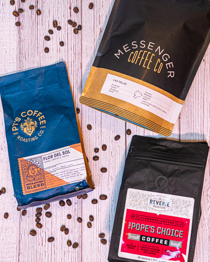Kansas Roasters Coffee Beans